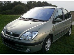Renault Scenic (2) 1.9 dci expression