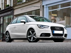 AUDI A1 Ambition Luxe