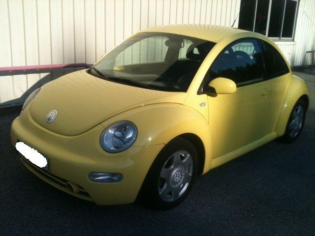 volkswagen new beetle tdi 90 occasion vendre 40 landes 11 11 2011. Black Bedroom Furniture Sets. Home Design Ideas