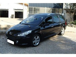 Peugeot 307 (2) sw 1.6 hdi 16s fap sport pack