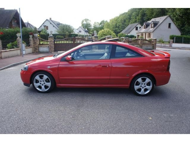 Opel astra coupe 2 2 16s dti bertone pack occasion - Opel astra coupe bertone fiche technique ...